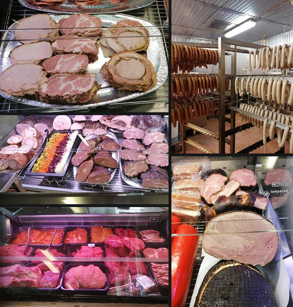 Sata-Lihan tuotevalikoimaa